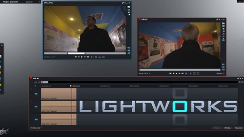 Phần mềm Lightworks